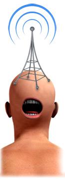 Antenna-head